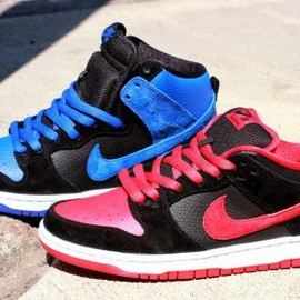 NIKE SB - NIKE SB DUNK LOW & HIGH J-PACK