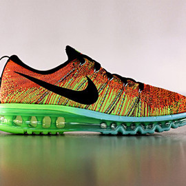 """Nike - Nike Flyknit Air Max """"Multicolor"""""""