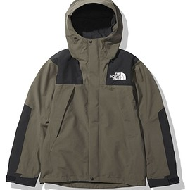 THE NORTH FACE - THE NORTH FACE   Montain Jacket / NP61800 ( col. New Taupe ) 2020
