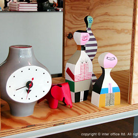 George Nelson - Ceramic Clocks