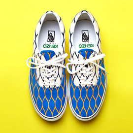 Kenzo, Vans - 2012 Summer Collection