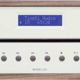 Tivoli Audio, Walnut/Beige - Model CD
