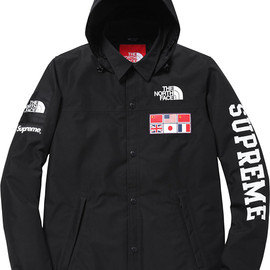Supreme, THE NORTH FACE - Expedition Coaches Jacket
