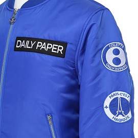 DAILY PAPER x COLETTE - Bomber DAILY PAPER x COLETTE Bomber