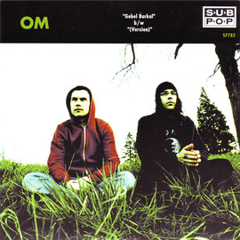 "OM - Gebel Barkal b/w (Version) - Vinyl, 7"", Single, Limited Edition, 45 RPM  US Released : 2008"