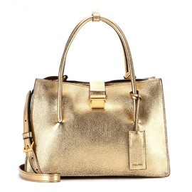 miu miu - Metallic leather bag