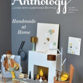 Anthology Magazine - Anthology Magazine Issue 6