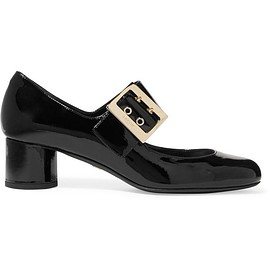 Lanvin - Patent-leather Mary Jane pumps