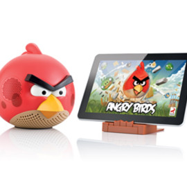 gear4 - Angry Birds Speaker Red Bird