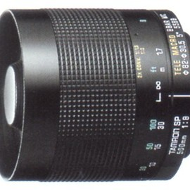 TAMRON - SP 500mm F8 (55BB)