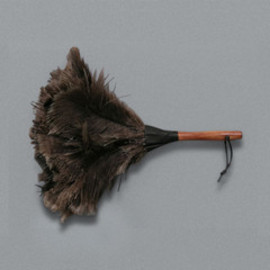 LABOUR AND WAIT - Feather Duster Small