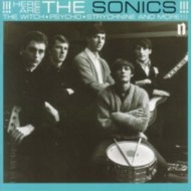 THE SONICS ソニックス - ソニックス登場! THERE ARE THE SONICS