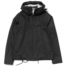 Ten C - Anorak 3L - Black