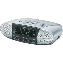 Panasonic - RC-7200 clock radio