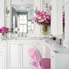 pink bathroom!!!