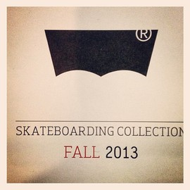 Levi's - Skateboarding Collection