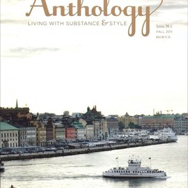 Anthology Magazine - Anthology Issue No.5 Fall 2011