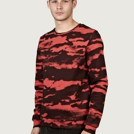 A.P.C. - Men's All Over Print Sweater