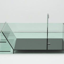 Boffi - Glass Bathtube, Stypark Design