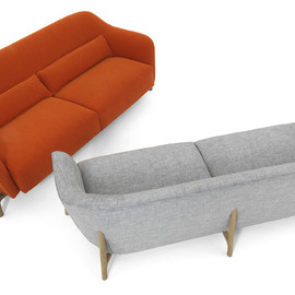 Raffles Sofa by Vico Magistretti