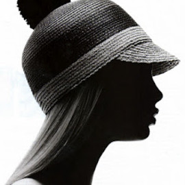 BURBERRY PRORSUM - Major Majorette Hat