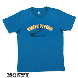 graniph - Monty Python (The Foot and Logo)