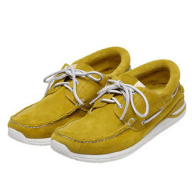 visvim - HOCKNEY-FOLK/yellow