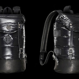 Moncler - Seil Marschall x Moncler - Grand Solo Backpack (Black)