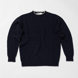 MHL. - BRITISH WOOL LINED SWEATER