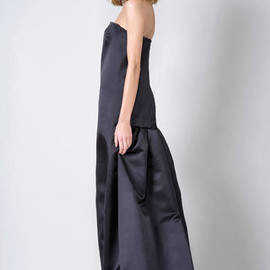 STELLA McCARTNEY - Black evening dress