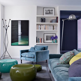 Element-s - a colorful flat in the heart of Paris