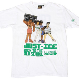 BBP, Fresh Records - Fresh Records x BBP Just-Ice Tee