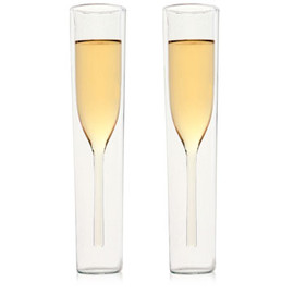 Alissia Melka-Teichroew - Inside Out Champagne Glasses