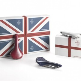 Brooks - Brooks Saddles Union Jack Sparrow Collection for Olympics