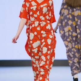 Marimekko - Marimekko's A/W 2013 fashion show at Stockholm Fashion Week. Photo: Kristian Löveborg