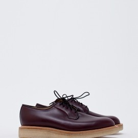 Our Legacy - Derby Shoe Burgundy TBS Exclusive