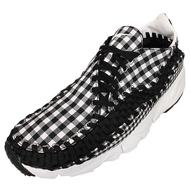 Nike - Air Footscape Woven Motion Black/Black-Summit White Noir/Noir-Blancs