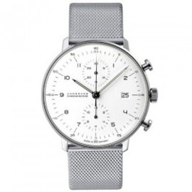 Junghans - 027 4003 44M Max Bill Chronoscope