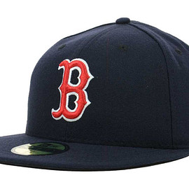 NewEra - Boston Red Sox MLB Authentic Collection 59FIFTY Cap Hats