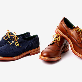 Tricker's  -  for SCOUT Capsule Collection