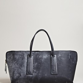 Rick Owens - Black Womens Medium Weekend Bag