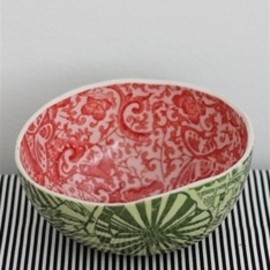 samantha robinson - watermelon bowl