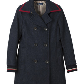 Fred Perry - Piping Pea Coat