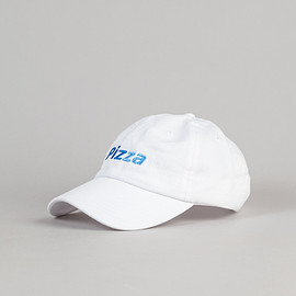 Pizza Skateboards - PizzaPal Delivery Boy Cap - White