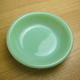 Fire King - Jadeite RW Fruit Bowl