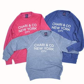 Chari & Co NYC - CHARI & CO NYC CREW NECK