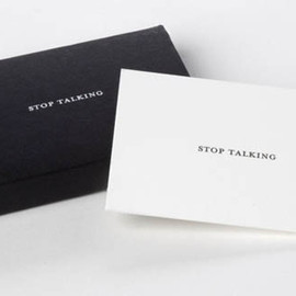 Set Editions - Stop Talking Cards