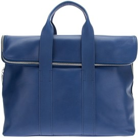 3.1 Phillip Lim - 31 Hour bag Cerulan blue