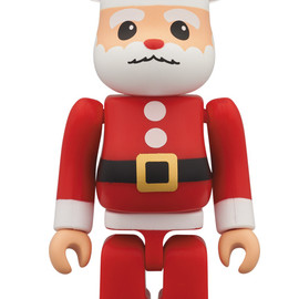 MEDICOM TOY - 2012 Xmas BE@RBRICK サンタクロースVer.