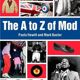 Mark Baxter - A to Z of Mod